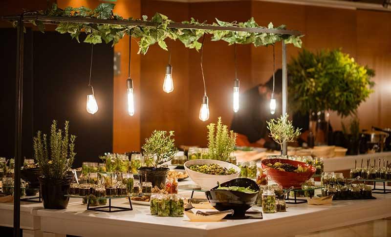 Oι chefs της InterCatering προτείνουν πρωτοποριακά Cocktail Party Menus για κάθε περίσταση!